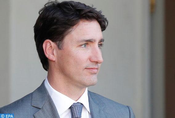 Trudeau annonce