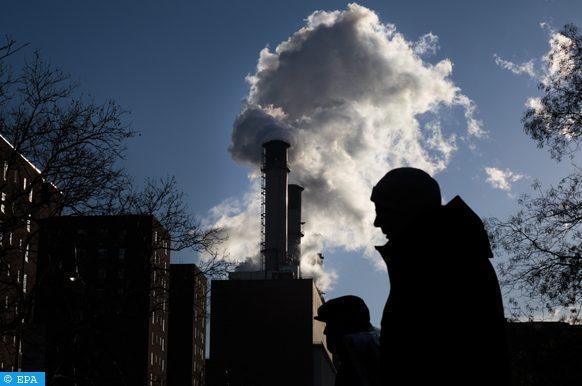 pollution atmosphérique Canada