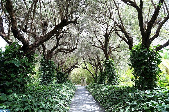 Jardin écologique Anima