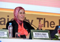 Nezha El Ouafi - Ecology