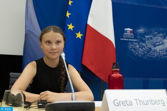غريتا ثونبرغ