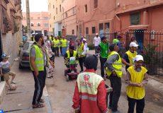 Guelmim - campagne de sensibilisation - environnement - Aid al adha - MAP ECO