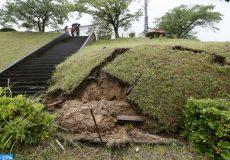 séisme de magnitude 6,3 frappe le nord-est du Japon