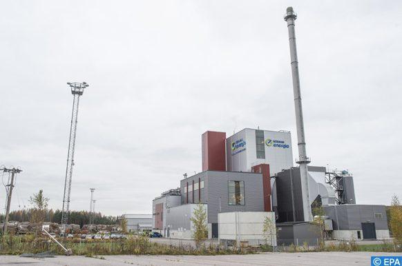 énergétique Eesti Energia