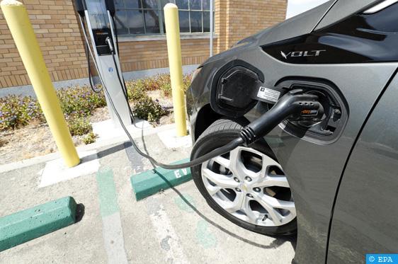 véhicules électriques en Europe