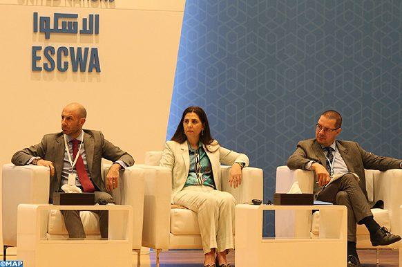 Beyrouth- forum international- financement -l'action pour le climat et les  villes durables-M ECOLOGY