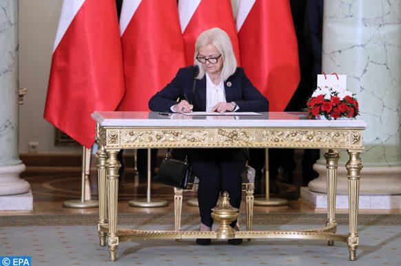 ministre polonaise de la famille