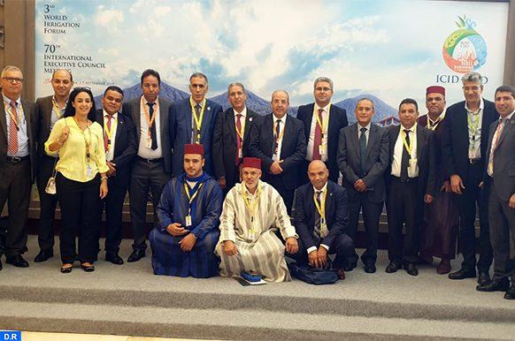 Participation du Maroc au 3 ème Forum mondial de l'irrigation à Bali_ecologie