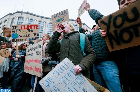 grève des étudiants