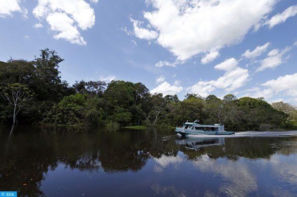 La réserve du delta