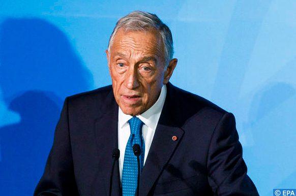 président portugais