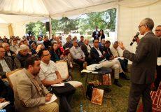 Une journée d'étude initiée par l'Institut national de la recherche agronomique, sur le figuier a été organisée, mercredi (16/10/19) à Taoujdate (province d'EL Hajeb), sous le thème ''potentialités génétiques du figuier au Maroc et opportunités de valorisation'', en présence du le directeur de l'Institut national de la recherche agronomique (INRA), Faouzi Bekkaoui