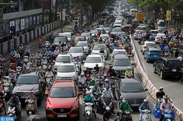 Hanoi n'est pas la ville la plus polluée du monde, selon AirVisual