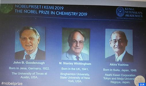 DR Le Nobel de chimie 2019 TRIO-M