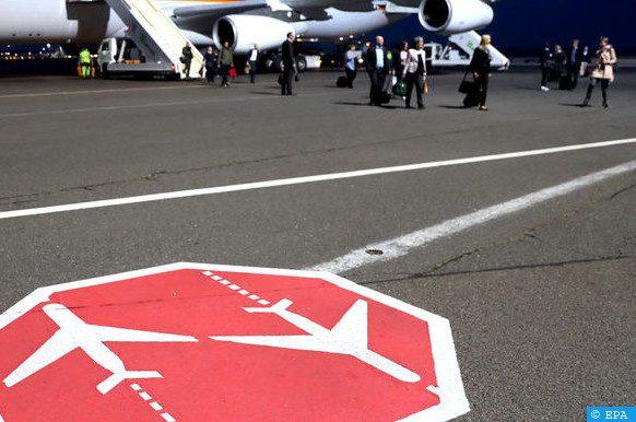 L'aéroport de Tampere