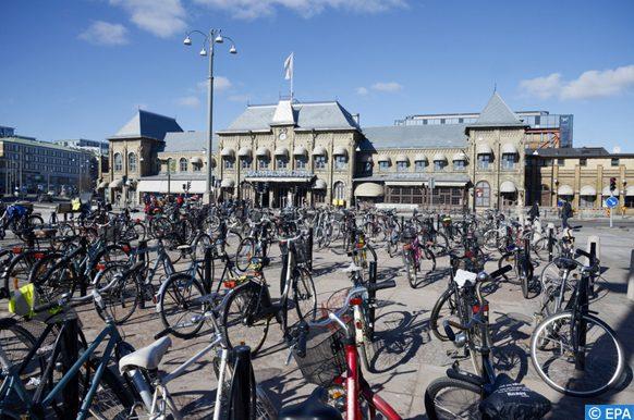 les émissions de GES continuent de diminuer en Suède, surtout en Gotland.
