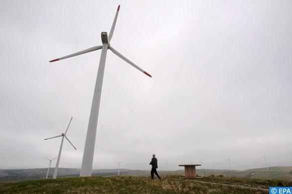 MHI Vestas a été choisie pour équiper un parc éolien au Japon.