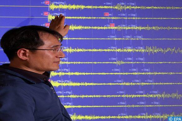 séisme en Tonga