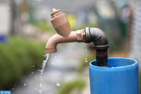 eaux traitées