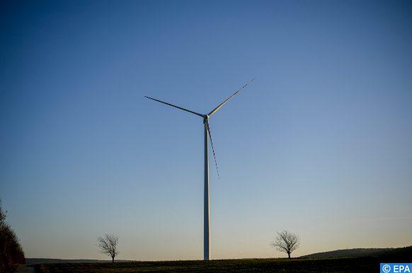 éolien de 752 MW