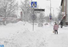 les hivers