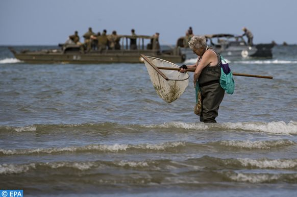 fin de la pêche à Rochebonne