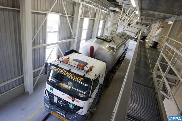 camions-citernes