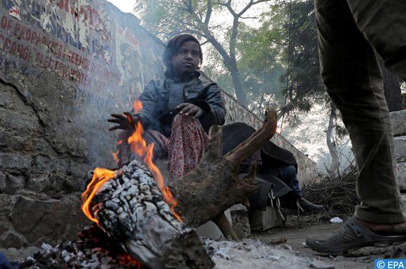 décembre 2019 est le mois le plus froid en Inde depuis plus de 20 ans.