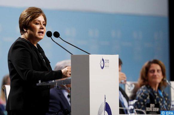 coalition des ministres des finances pour le climat