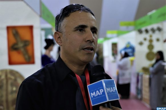 Youssef Chetati, artsian écolo