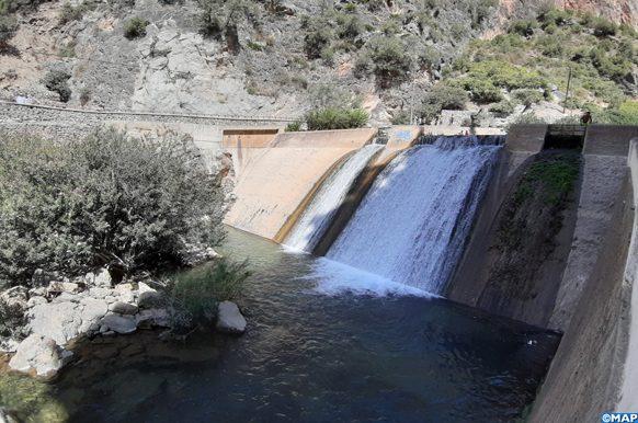 la convention-cadre sur le programme national d'approvisionnement en eau potable et d'irrigation