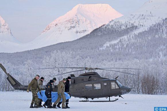 une avalanche tue deux touristes