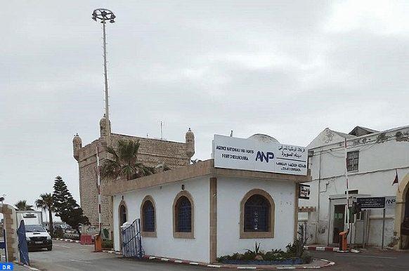 L'ANP mène une campagne de désinfection au port d'Essaouira