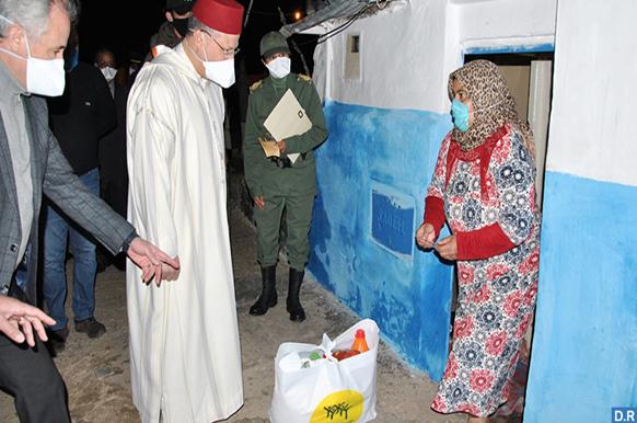 7.750 bénéficiaires de l'opération Ramadan 1441 à Larache