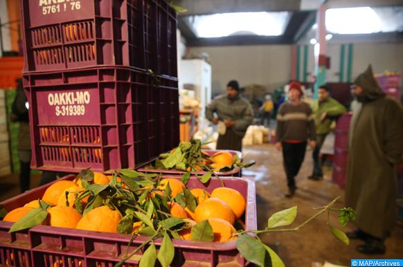marchés Ramadan