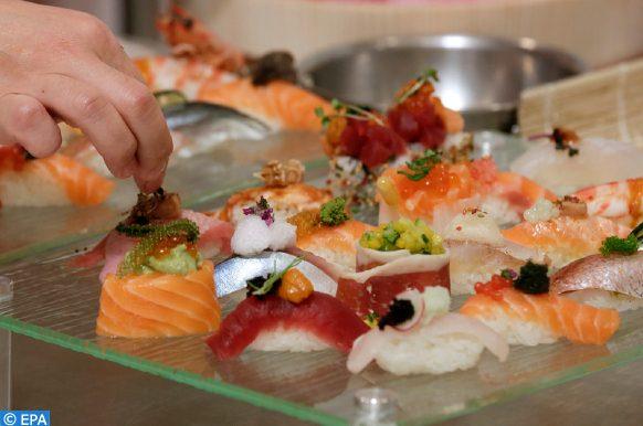 saumon au Chili